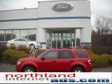 2009 Sangria Red Metallic Ford Escape XLT 4WD #46545511