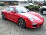 2011 Porsche 911 Carrera S Coupe Data, Info and Specs