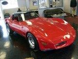 Chevrolet Corvette 1982 Data, Info and Specs