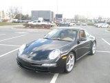 2008 Black Porsche 911 Carrera S Coupe #46546177
