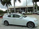 2008 Glacier Frost Pearl Lexus IS 250 #46545320