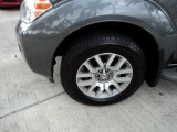 Nissan Pathfinder 2009 Wheels and Tires