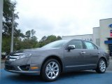 2011 Sterling Grey Metallic Ford Fusion SEL #46545583