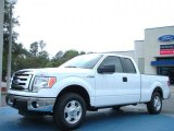 2011 Oxford White Ford F150 XLT SuperCab #46545584
