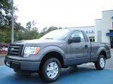 2011 Sterling Grey Metallic Ford F150 XL Regular Cab #46545586