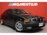 1997 Jet Black BMW 3 Series 328i Sedan #46546027