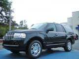 2011 Lincoln Navigator Limited Edition 4x4 Front 3/4 View