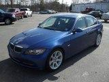 2007 Montego Blue Metallic BMW 3 Series 335i Sedan #46546234
