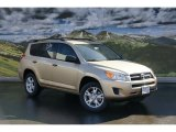 2011 Sandy Beach Metallic Toyota RAV4 V6 4WD #46545372