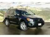 2011 Black Forest Metallic Toyota RAV4 V6 4WD #46545374