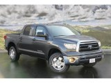 2011 Magnetic Gray Metallic Toyota Tundra TRD Double Cab 4x4 #46545379