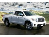2011 Super White Toyota Tundra Limited Double Cab 4x4 #46545380