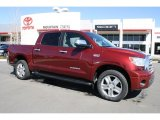 2007 Salsa Red Pearl Toyota Tundra Limited CrewMax 4x4 #46545381