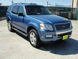 2009 Ford Explorer Sport Blue Metallic