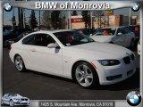 2008 Alpine White BMW 3 Series 335i Coupe #46545804
