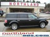 2010 Tuxedo Black Ford Flex Limited AWD #46545643