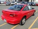 1999 Chevrolet Cavalier Bright Red