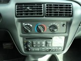 1999 Chevrolet Cavalier RS Coupe Controls