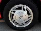 1999 Chevrolet Cavalier RS Coupe Wheel