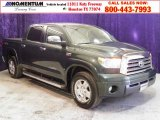 2008 Timberland Green Mica Toyota Tundra Limited CrewMax 4x4 #46545824