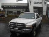 2001 Bright Silver Metallic Dodge Ram 1500 ST Club Cab 4x4 #46545692