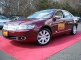 2007 Merlot Metallic Lincoln MKZ Sedan #46545693