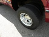 Dodge Ram 3500 1995 Wheels and Tires