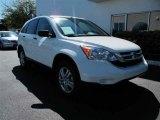 2010 Taffeta White Honda CR-V EX #46545432