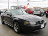 2003 Ford Mustang V6 Convertible Data, Info and Specs