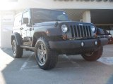 2011 Black Jeep Wrangler Call of Duty: Black Ops Edition 4x4 #46546128