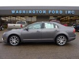 2011 Sterling Grey Metallic Ford Fusion SE #46545917