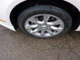 2011 Ford Fusion SEL V6 AWD Wheel