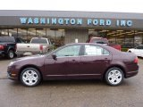 2011 Bordeaux Reserve Metallic Ford Fusion SE #46545920