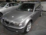 2004 Silver Grey Metallic BMW 3 Series 325i Sedan #46546454
