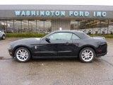 2011 Ebony Black Ford Mustang V6 Premium Convertible #46545938