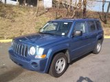 2007 Jeep Patriot Marine Blue Pearl