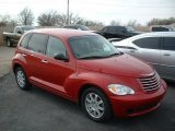 2007 Inferno Red Crystal Pearl Chrysler PT Cruiser Touring #46612196