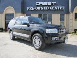 2007 Alloy Metallic Lincoln Navigator L Ultimate 4x4 #46612143