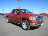 2008 Dodge Ram 1500 Big Horn Edition Quad Cab 4x4 Data, Info and Specs