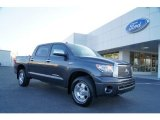 2011 Magnetic Gray Metallic Toyota Tundra Limited CrewMax 4x4 #46612043