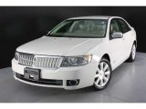 2008 White Suede Lincoln MKZ Sedan #46630624