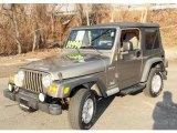2003 Jeep Wrangler Light Khaki Metallic