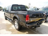 2007 Ford F250 Super Duty Black