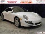 2007 Carrara White Porsche 911 Carrera 4S Coupe #46631713