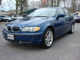 2002 Topaz Blue Metallic BMW 3 Series 330xi Sedan #46630967