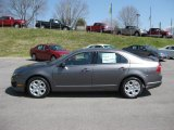 2011 Sterling Grey Metallic Ford Fusion SE #46630985
