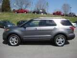2011 Sterling Grey Metallic Ford Explorer Limited 4WD #46630986