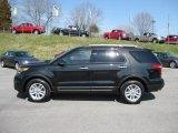 2011 Tuxedo Black Metallic Ford Explorer XLT 4WD #46630989