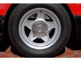 Ferrari BB 512i 1983 Wheels and Tires
