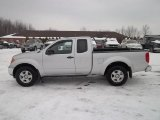 2008 Nissan Frontier LE King Cab 4x4 Data, Info and Specs